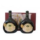 Geschenkpackung für 2 Flaschen 0,75 Ltr.