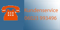 Rufen Sie uns an 06023-993496